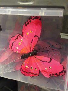 butterfly art blog