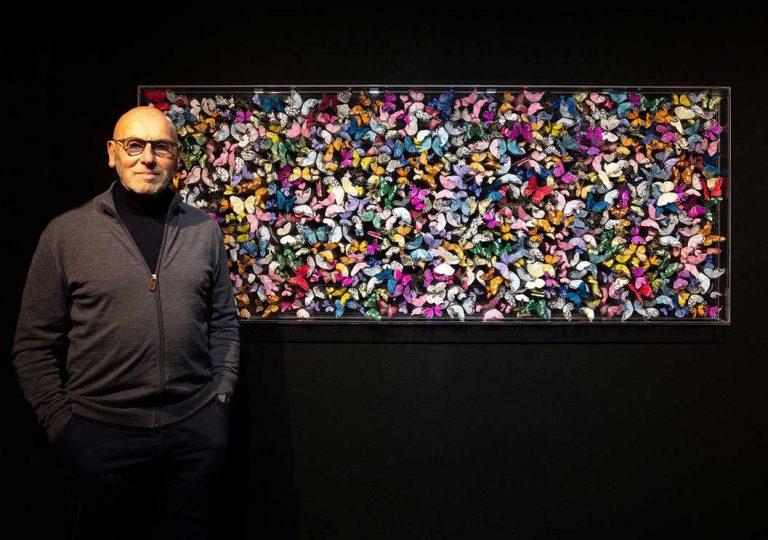 Michael Olsen Butterfly Art
